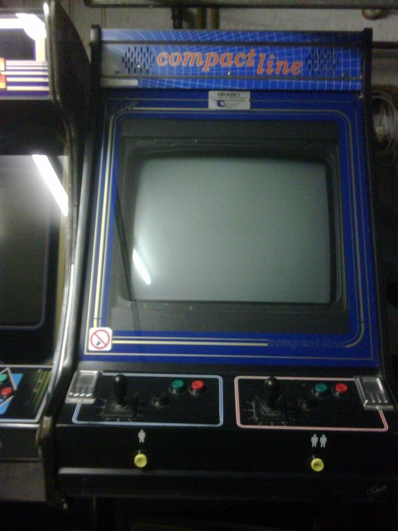 [ACHETE] borne d'arcade vide  50 euros Img00411