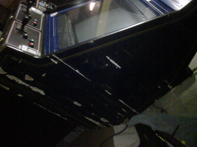 [ACHETE] borne d'arcade vide  50 euros Img00413