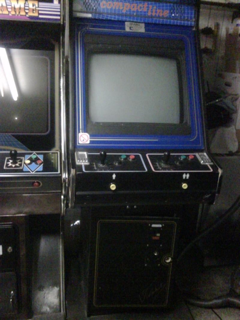 [ACHETE] borne d'arcade vide  50 euros Img00414