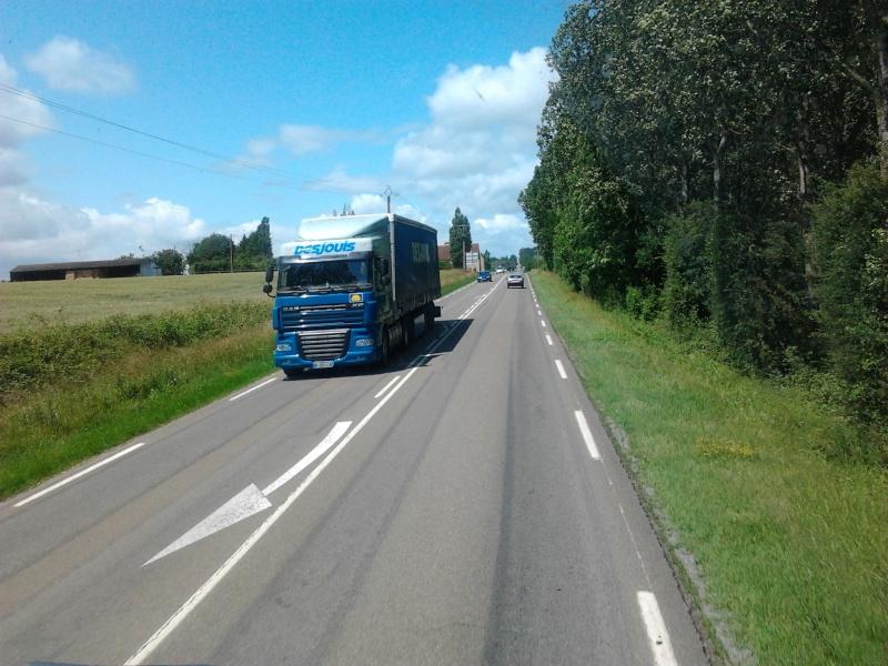 Transport Desjouis (Saint Hilaire le Chatel, 61) Photo018