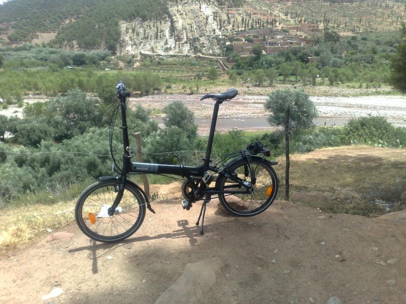 Marrakech les freins de Brompton resisteront à la descente 26062011