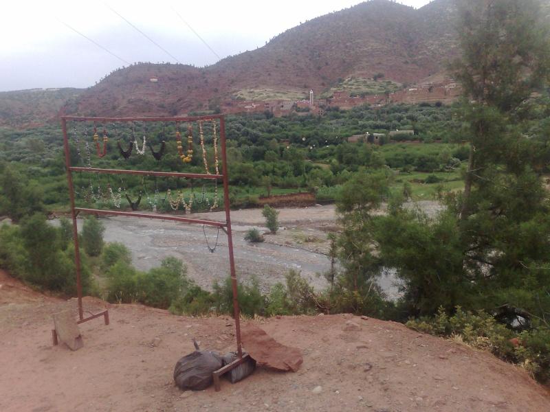 Marrakech les freins de Brompton resisteront à la descente 26062013