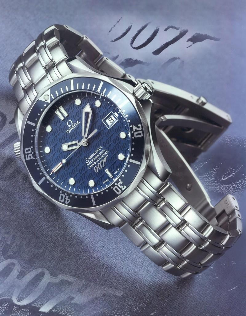 """Ma nouvelle montre """"plongeuse"""" Omegab10"""