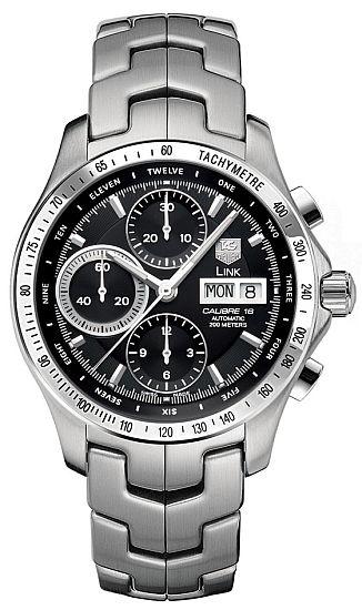 quelle montre avec jour et date? Tag-he11