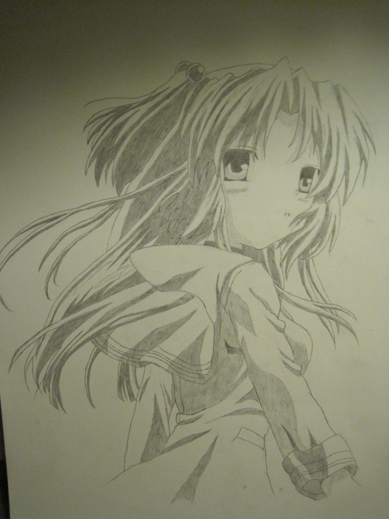 Clannad Drawing Contest Entry:   Img_1610