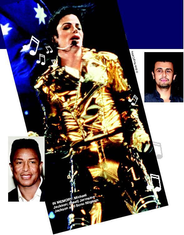 Michael Jackson receberá tributo de Jermaine Jackson e Sonu Niigam Foto10