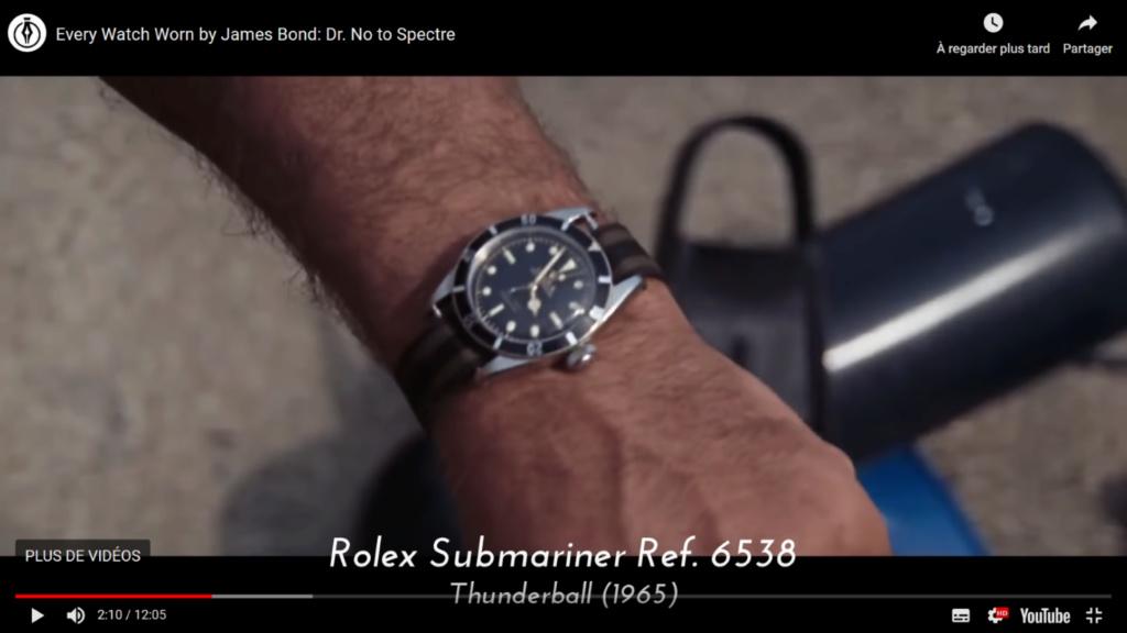 livre: James Bond, l'espion qui aimait les montres - Page 4 Image210