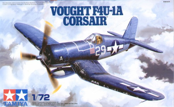 [Tamiya] Vought F4U Corsair / [Dragon] Type 95 Light Tank Franci14