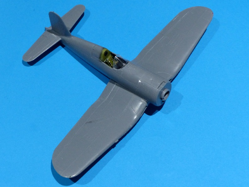 [Tamiya] Vought F4U Corsair / [Dragon] Type 95 Light Tank Franci49