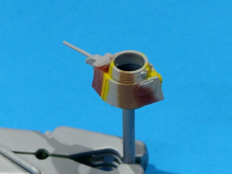 [Tamiya] Vought F4U Corsair / [Dragon] Type 95 Light Tank - Page 2 Franci60