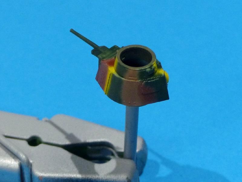 [Tamiya] Vought F4U Corsair / [Dragon] Type 95 Light Tank - Page 2 Franci61