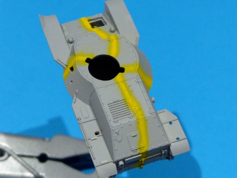 [Tamiya] Vought F4U Corsair / [Dragon] Type 95 Light Tank - Page 2 Franci62