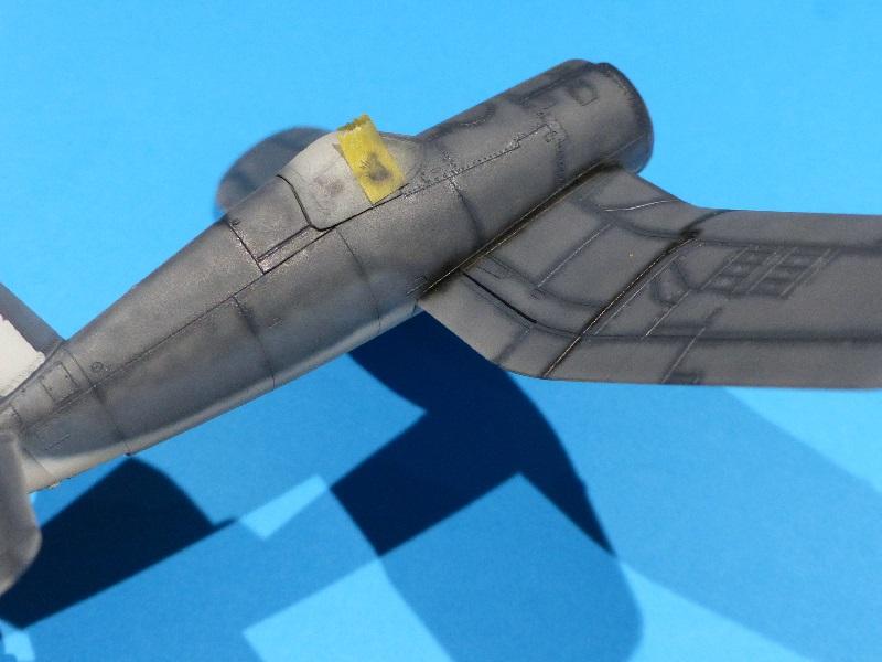 [Tamiya] Vought F4U Corsair / [Dragon] Type 95 Light Tank - Page 2 Franci75