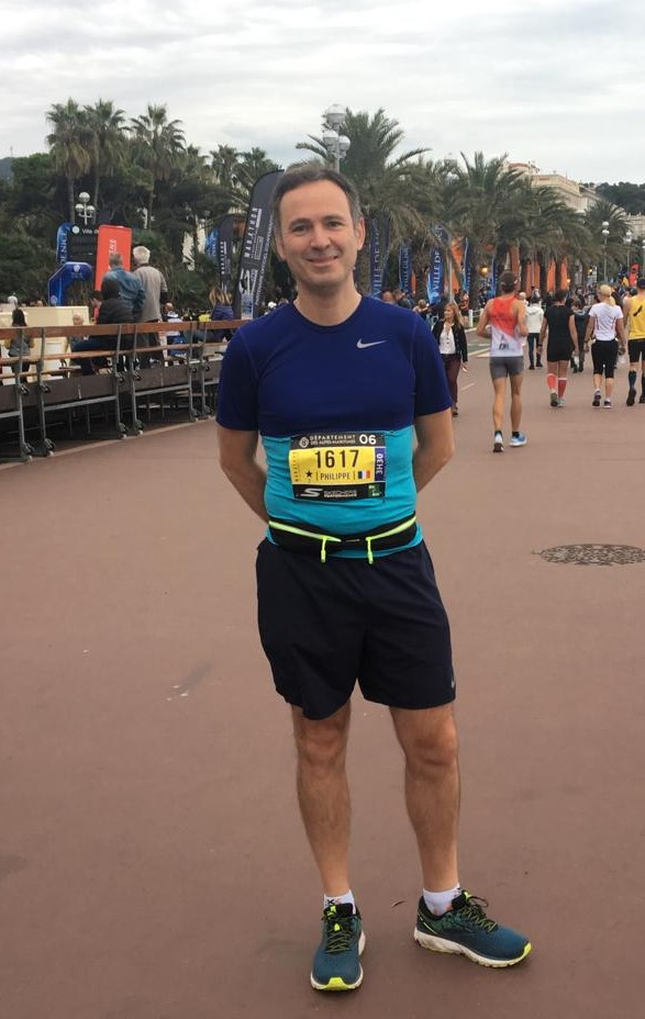 Marathon Nices - Cannes Philip10