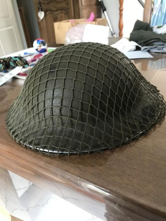 Casque à identifier (anglais WWII, US WWI ... ?) Vue_du11