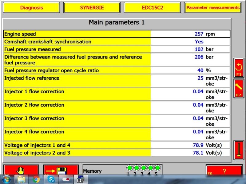 citroën Evasion 2L HDI (moteur RHW) ne demarre pas à chaud ...
