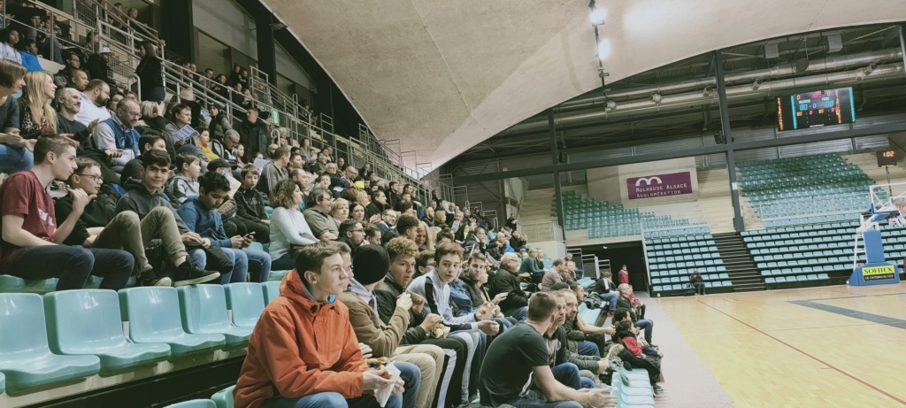[J.23] Mulhouse Pfastatt BA (10ème) - Feurs EF (12ème) : 81 - 71 15808412