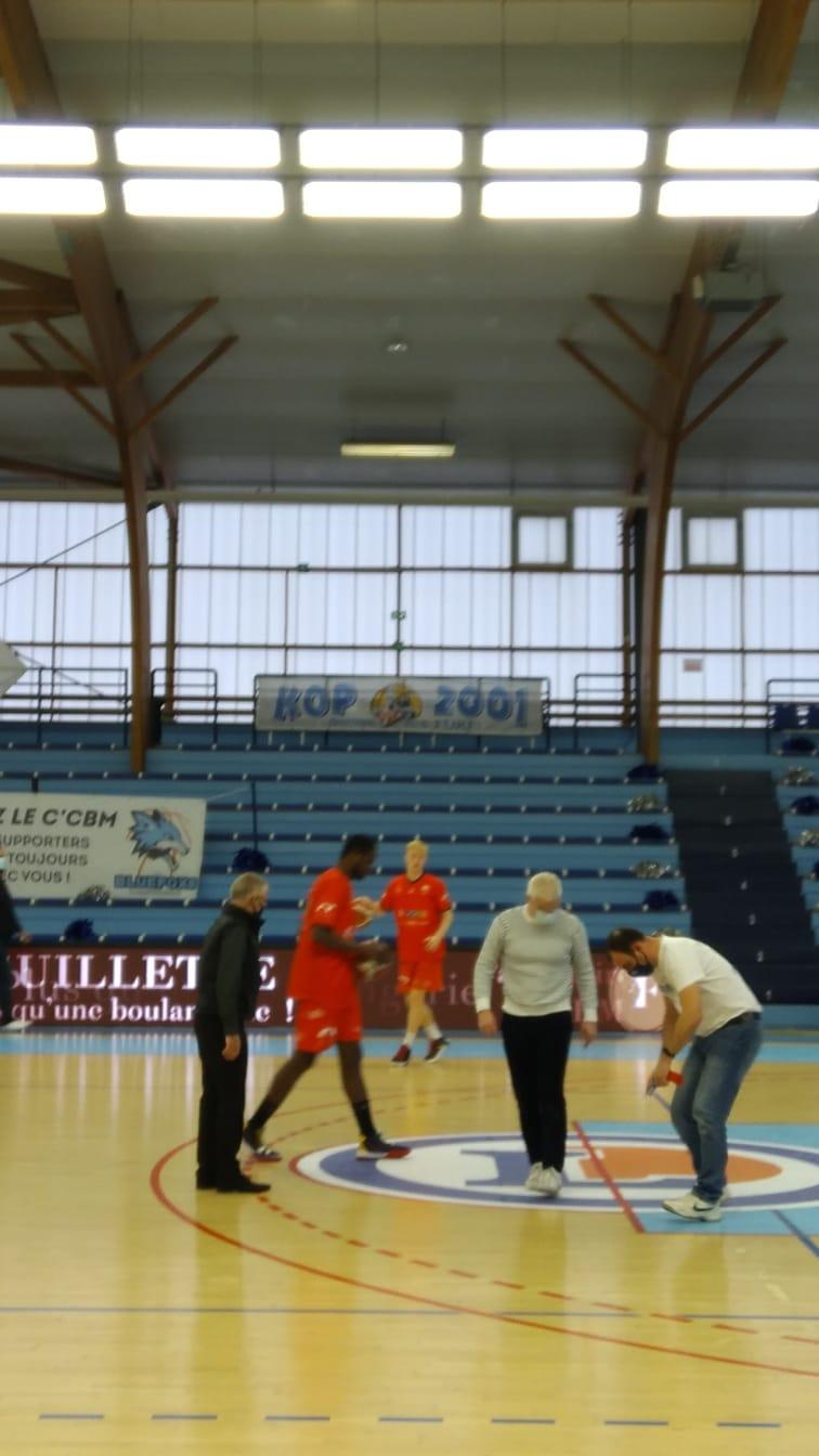[J.21] C'Chartres Basket (4ème) - Mulhouse BA (7ème) : 78 - 82 3875fc10