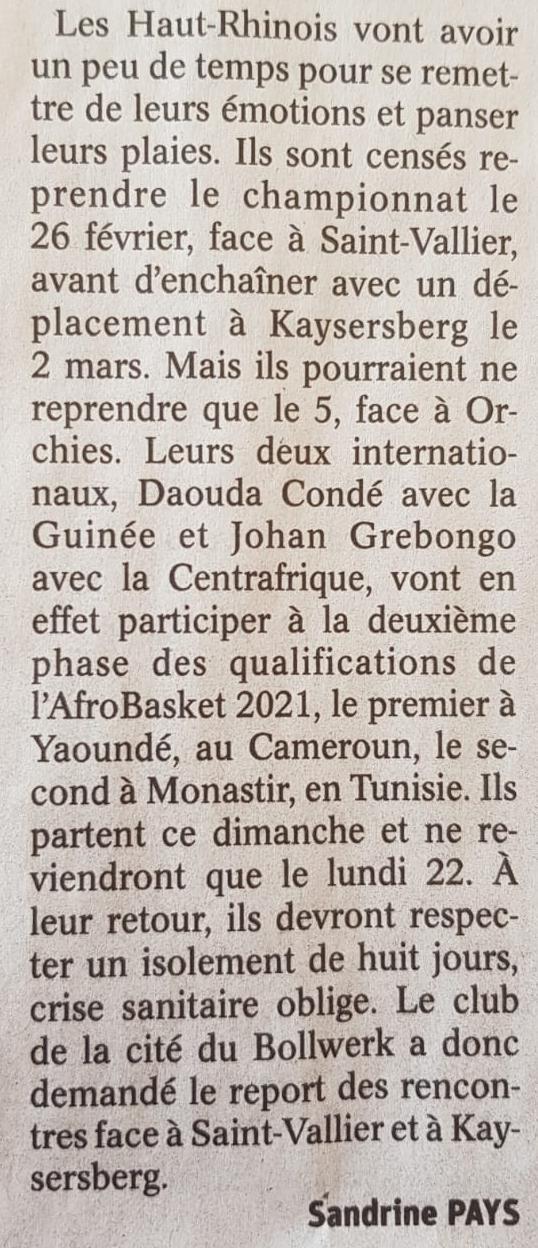 [J.15] Mulhouse BA (7ème) - SO Pont-de-Cheruy CC BB (8ème) : 56 - 64 - Page 3 Beb62110