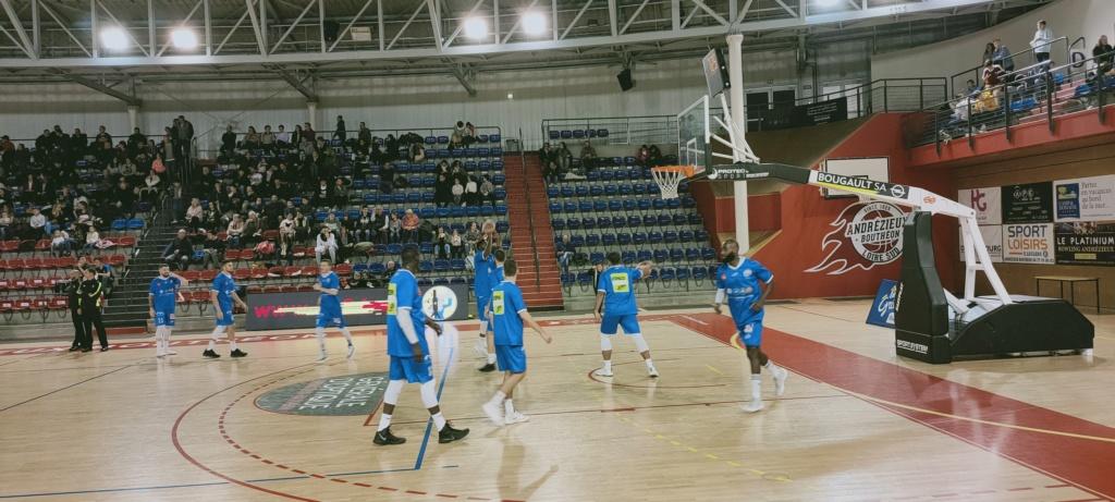 [J.14] Andrézieux Bouthéon ALS Basket (5ème) - MPBA (9ème) : 74 - 61 Img20112