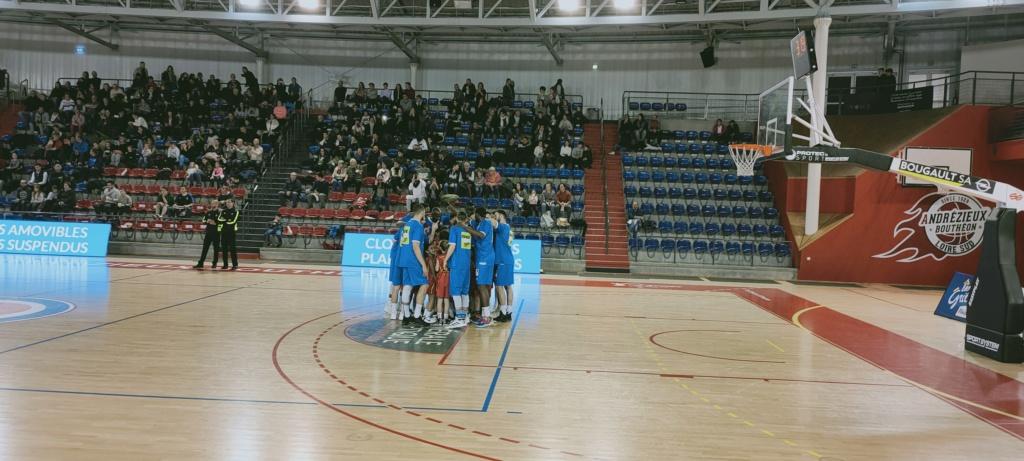 [J.14] Andrézieux Bouthéon ALS Basket (5ème) - MPBA (9ème) : 74 - 61 Img20113