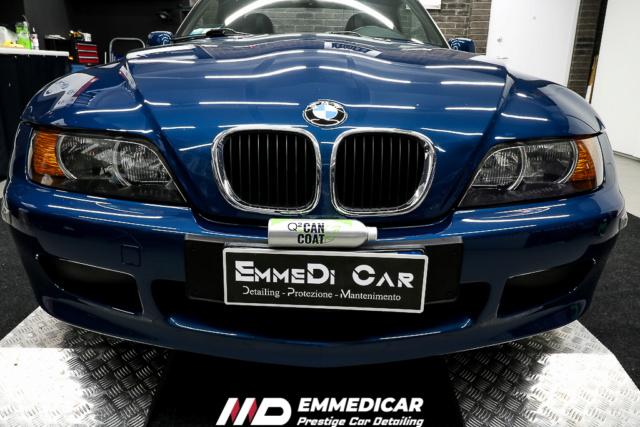 BMW Z3 ROADSTER eliminazione calcare Bmw_z328