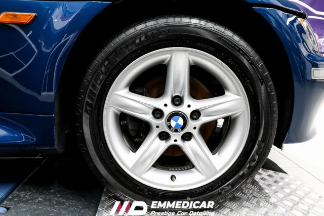 BMW Z3 ROADSTER eliminazione calcare Bmw_z329
