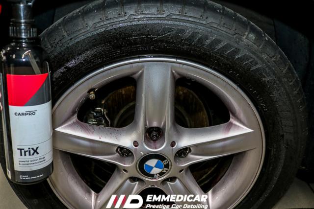 BMW Z3 ROADSTER eliminazione calcare Bmw_z330