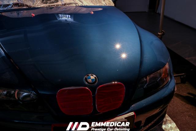 BMW Z3 ROADSTER eliminazione calcare Bmw_z334