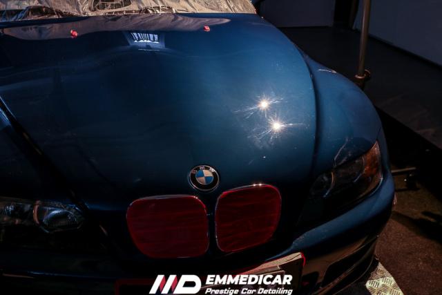 BMW Z3 ROADSTER eliminazione calcare Bmw_z335