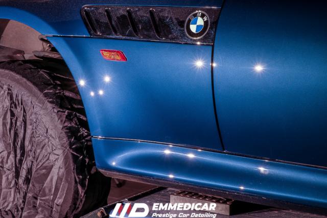BMW Z3 ROADSTER eliminazione calcare Bmw_z345