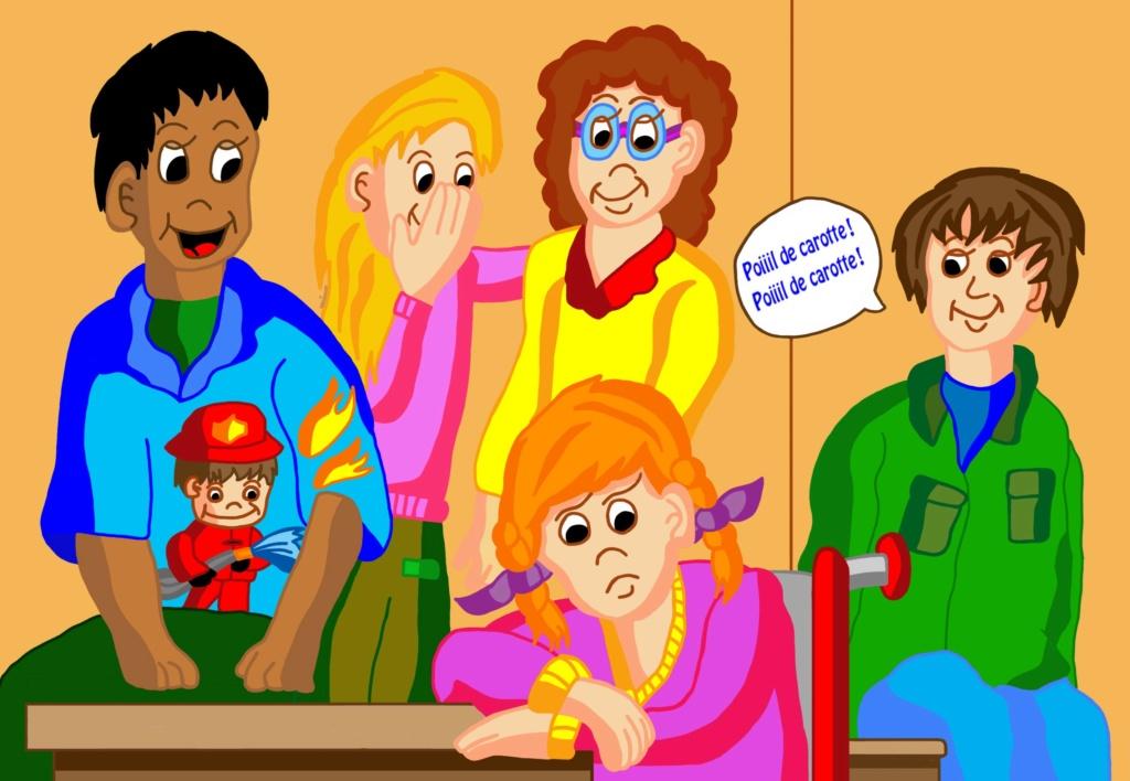Histoires sur le handicap et les maladies cherche éditeurs Paula_11