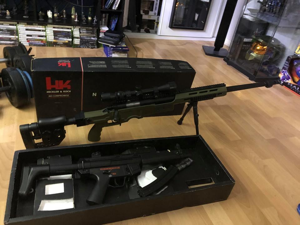 Sniper / MP5 41308110