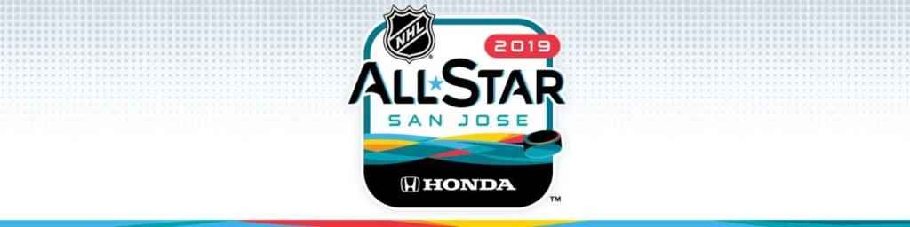 Partie des étoiles 2018-2019 à San Jose Logo10