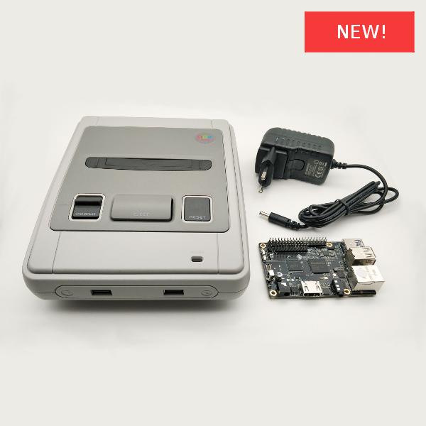 Roshambo Retro Gaming Kit : La mini-Snes sous stéroïdes ! Rosham10