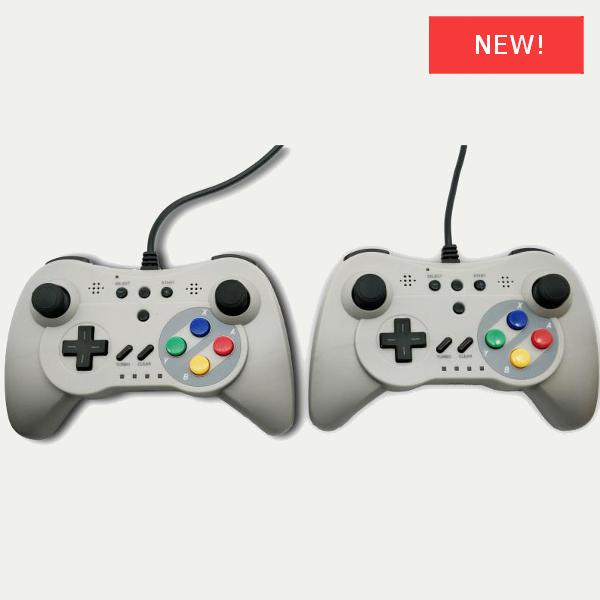 Roshambo Retro Gaming Kit : La mini-Snes sous stéroïdes ! Rosham11