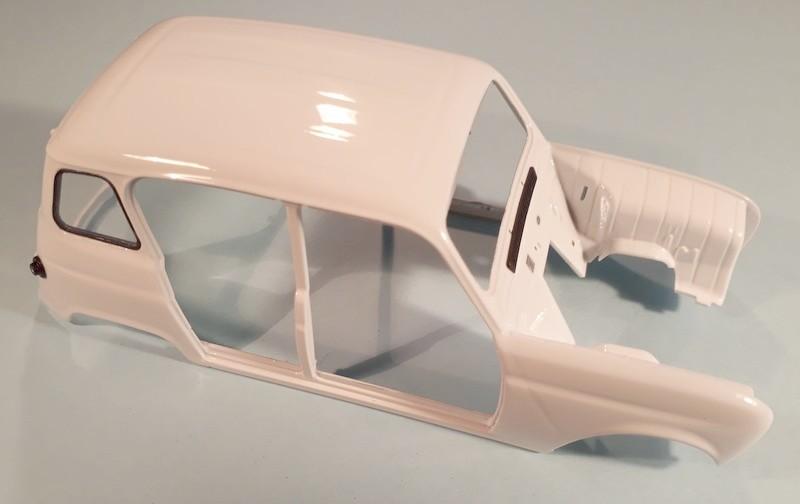 """[1/24] Renault 4L """"TL"""" ref: 80759 Caisse11"""