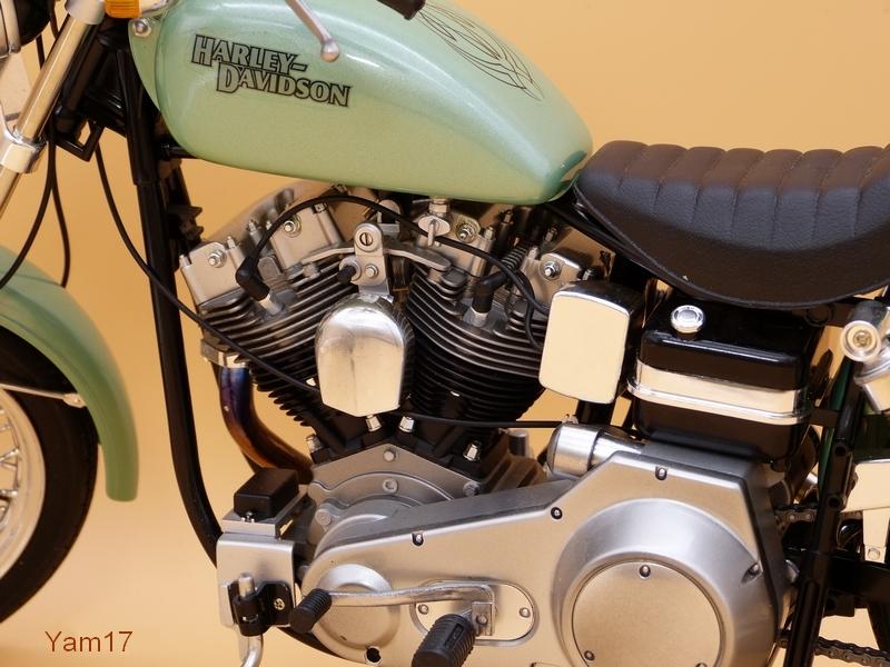 Harley-Davidson FXE Super Glide [Tamiya, 1/6] Hd_211