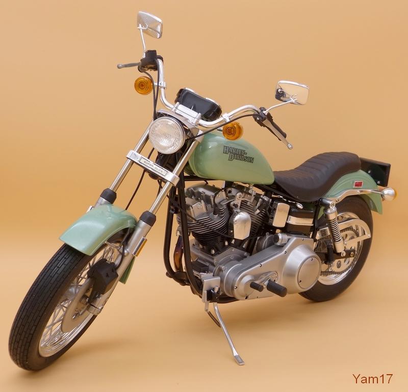 Harley-Davidson FXE Super Glide [Tamiya, 1/6] Hd_411