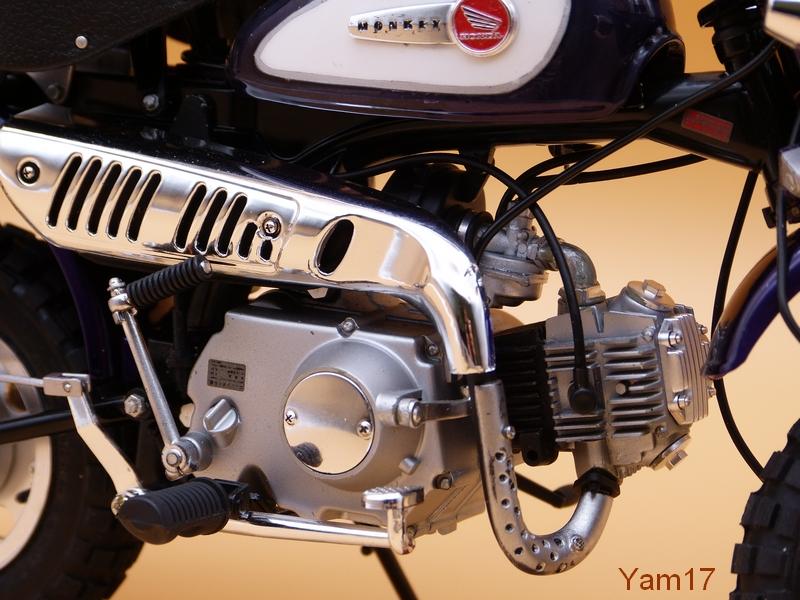 Honda Monkey 50 [Tamiya, 1/6 ème] Monkey18