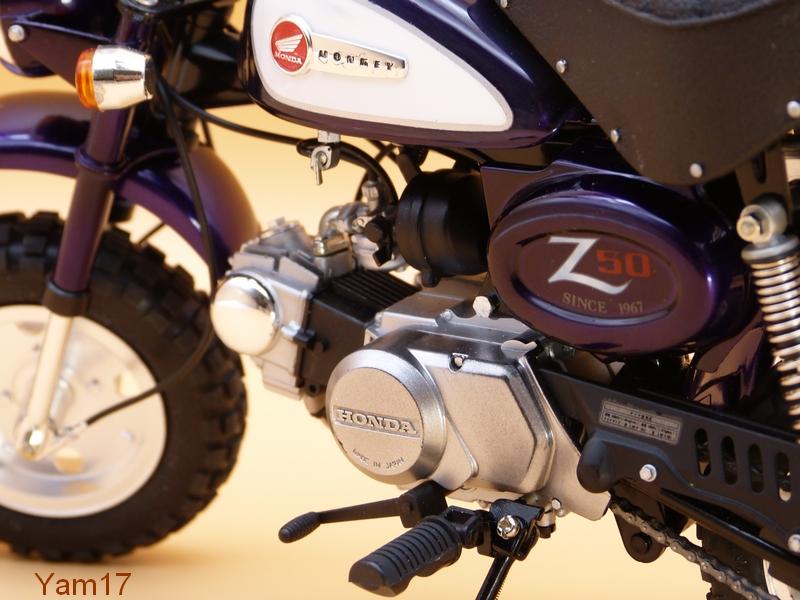 Honda Monkey 50 [Tamiya, 1/6 ème] Monkey19