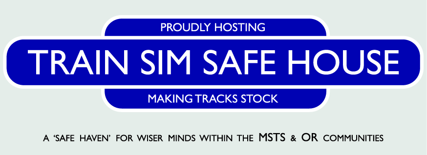Train Sim Safe House