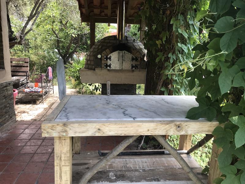 Construction en photos de mon four à bois Img_1910