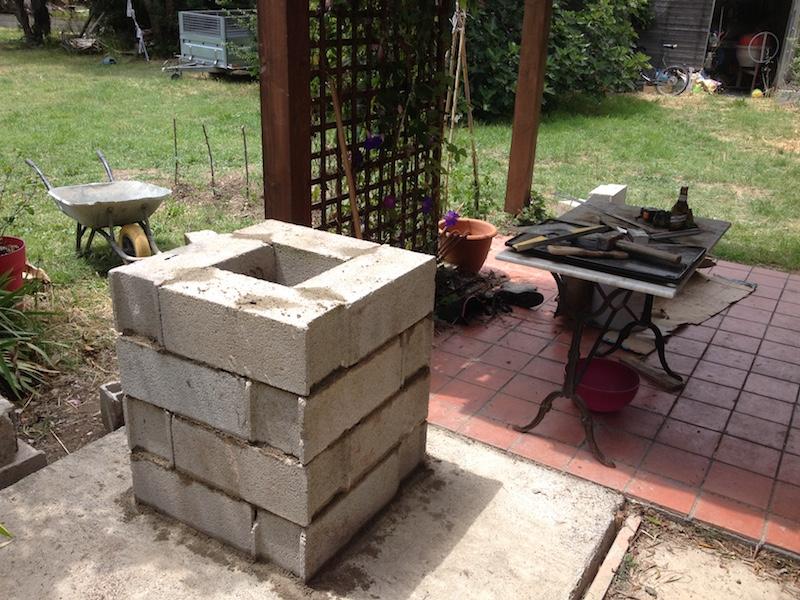Construction en photos de mon four à bois Img_3610