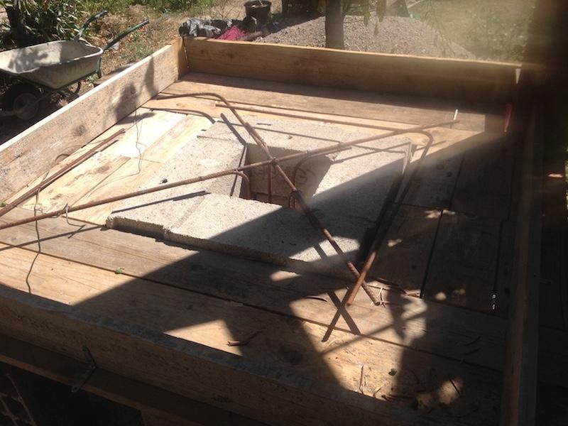 Construction en photos de mon four à bois Img_3910