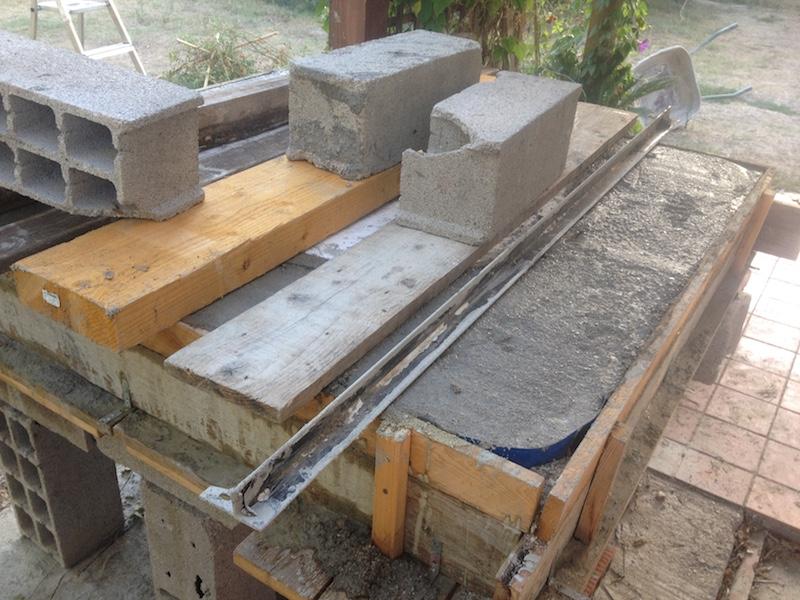 Construction en photos de mon four à bois Img_3912