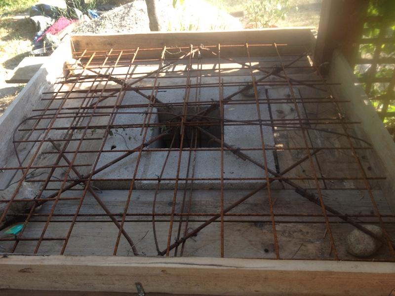Construction en photos de mon four à bois Img_3913