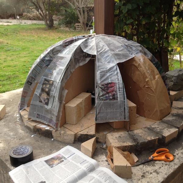Construction en photos de mon four à bois Img_4229