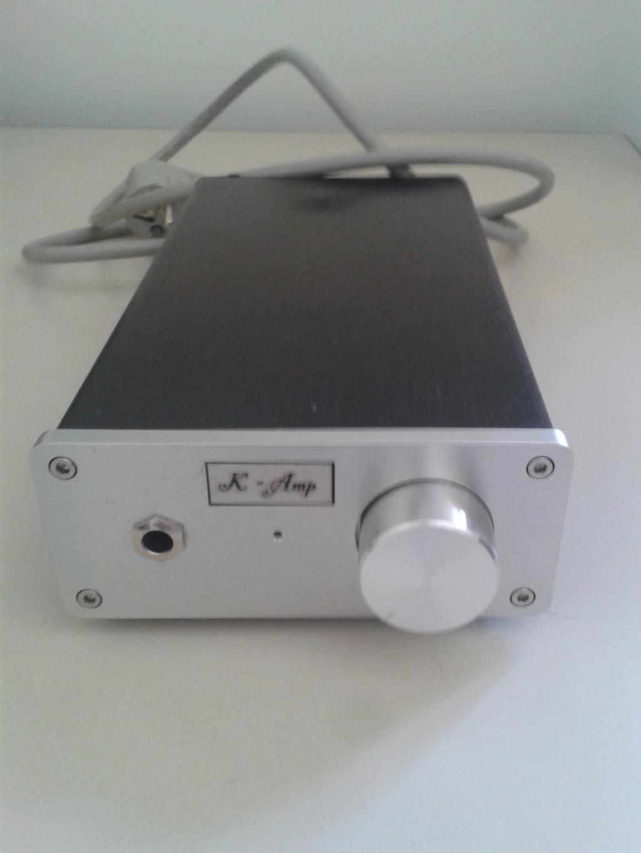 Amplificatore per cuffie K-Amp (AKG) 20180610