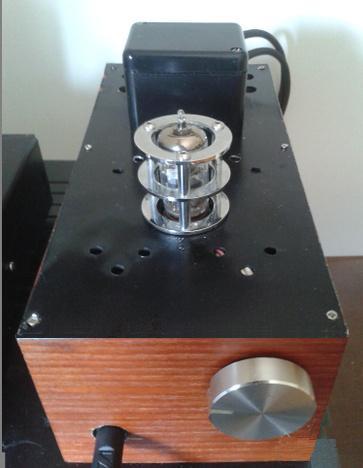 Amplificatore cuffie ibrido ECC88 (PD) 4710